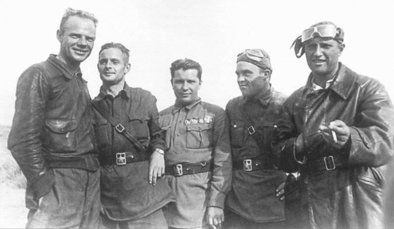 Советские военные в Испании и их проблемы