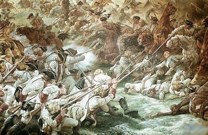 Верх  военной глупости – битва при Карансебеше