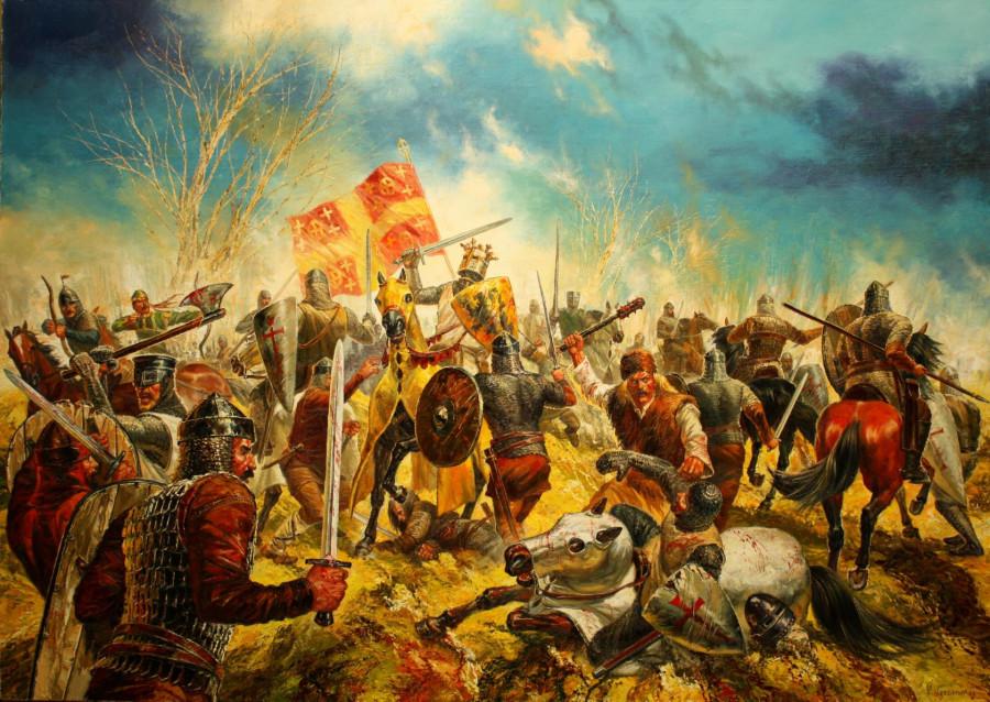 Конец легенды о непобедимых крестоносцах