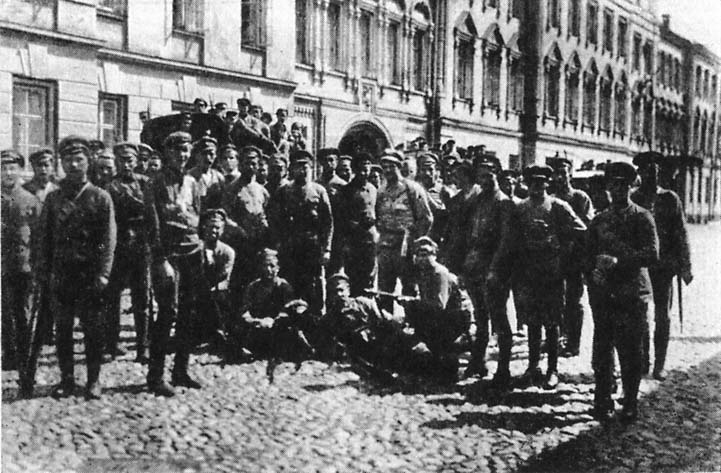 Как в апреле 1918 года в Москве избавились от анархистов