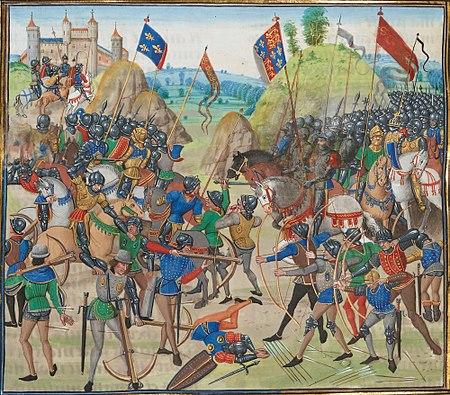 «Черный понедельник» для короля Эдуарда III