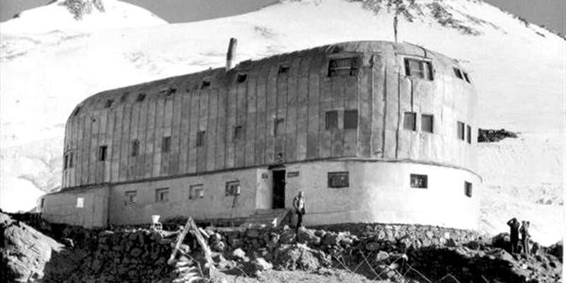 Бой за приют на Эльбрусе и возвращение пропавшего командира через 70 лет