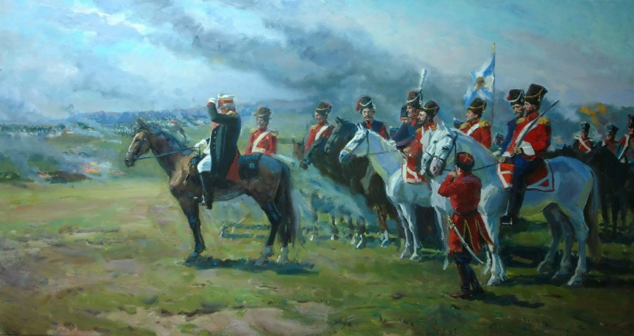 Фельдмаршал, обхитривший Наполеона