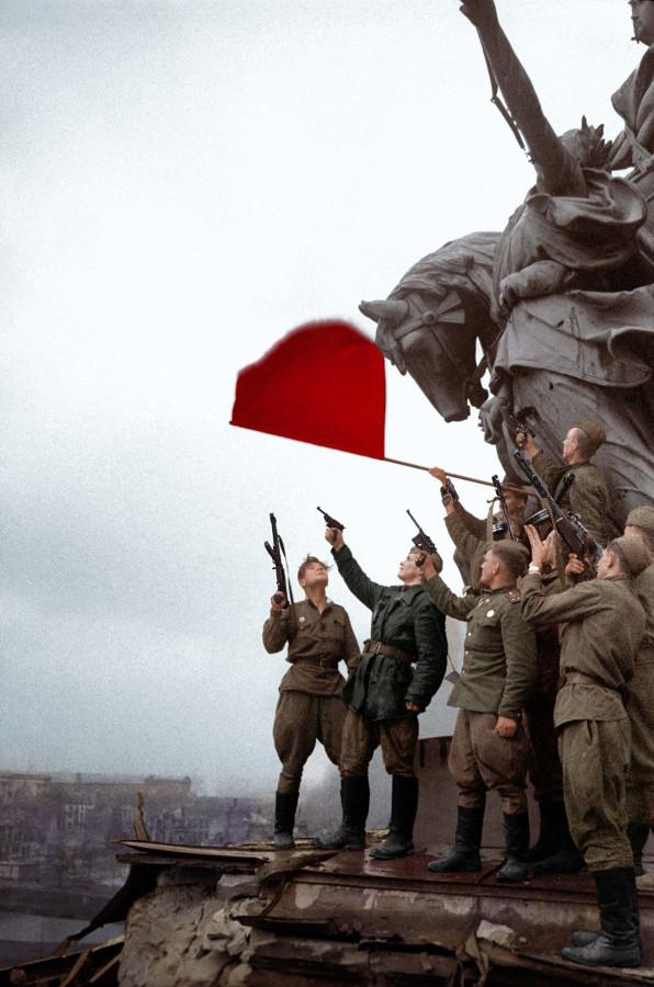 Его Знамя Победы