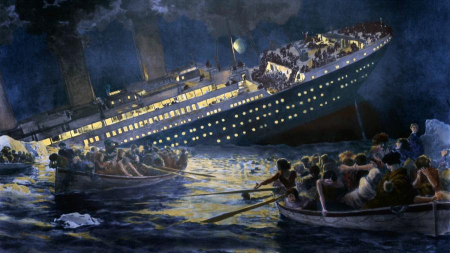 Герой и мудак в одной лодке. История двух людей, спасшихся  с «Титаника»