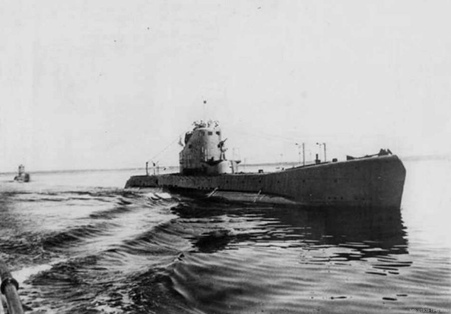 Подлодка Щ-406 вернулась более чем через 70 лет