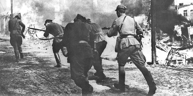 «Войско польско Берлин брало, а российско помогало…». Как поляки штурмовали Берлин
