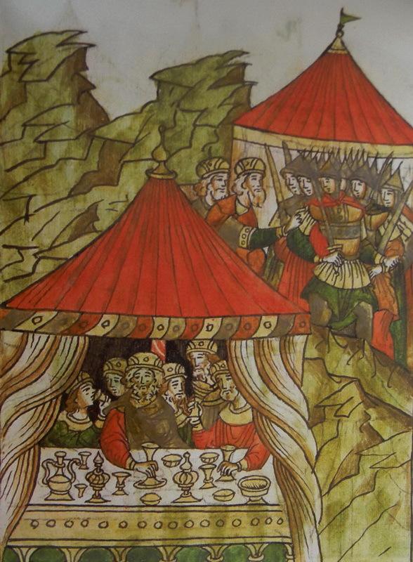 «Игра престолов» в Рязанском княжестве