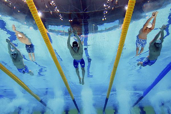 Американских пловцов накрячили за допинг. Золотая медаль ушла России