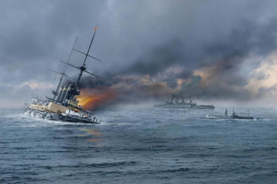 Как небольшой русский корабль устроил «Черный день японского флота»