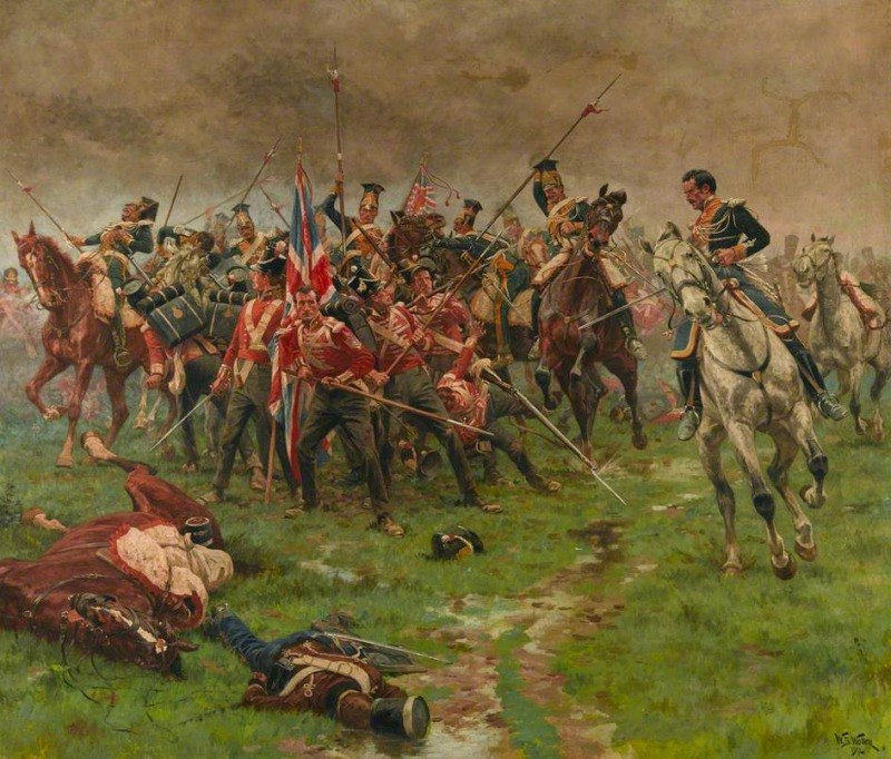 Это сражение считается самым тяжелым за всю историю британской армии