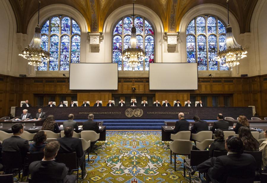 По поводу либералов, животворящей Гааги и отношения США к международным судам