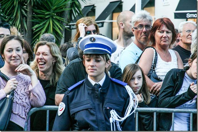 Каннская полиция