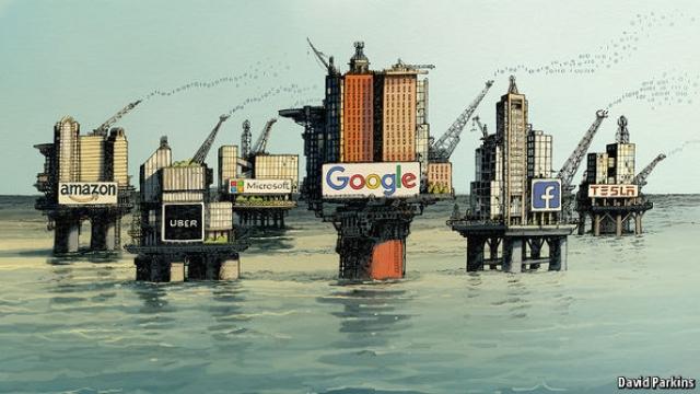 """Новые """"нефтедобывающие"""" компании..."""