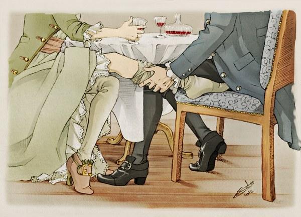 история любви томаса и марты джефферсон в картинках