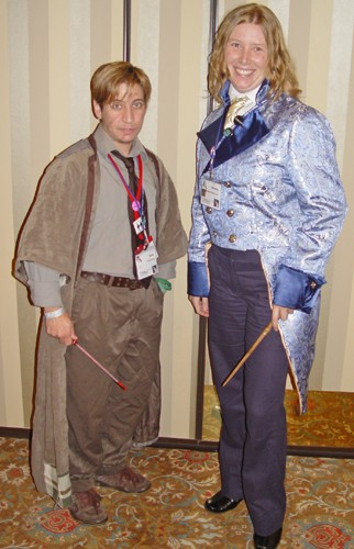 Costumes Gilderoy, Remus