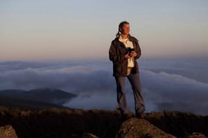 Высото 3700 м. Килиманджаро