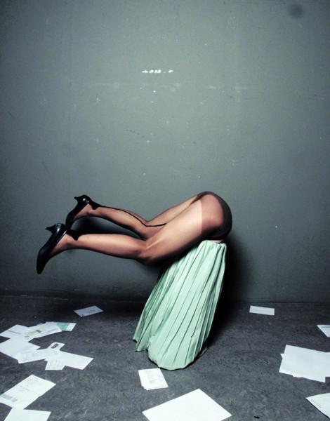 Художник-фотограф Isabelle Wenzel -4- Bum-1