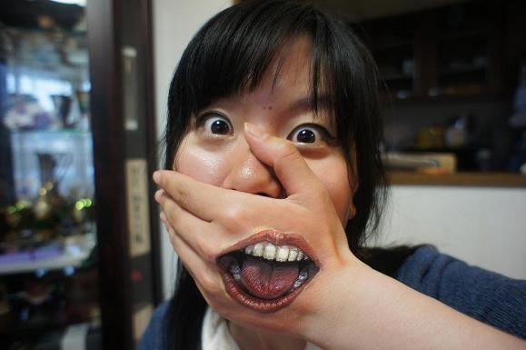 Художник-фотограф Chooo-san Япония -1