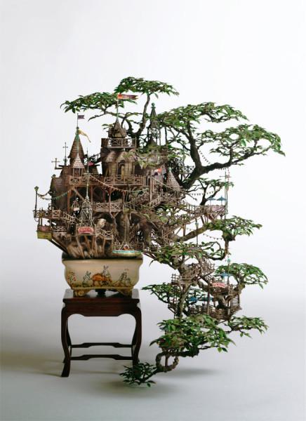 Скульптор Takanori Aiba Япония -1- Bonsai