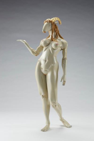 Скульптор Masao-Kinoshita Япония -2