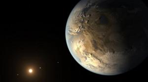 Kepler-186f - NASA JPL T.Pyle
