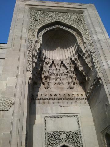 _0186_Дворец Ширваншахов_мечеть