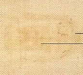 Фрагмент 6 и 7. Лик Спасителя. Видны раны от шипов тернового венца.