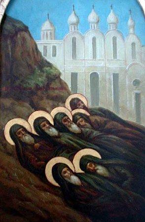 27-Собор Прпп. отцов в Синае