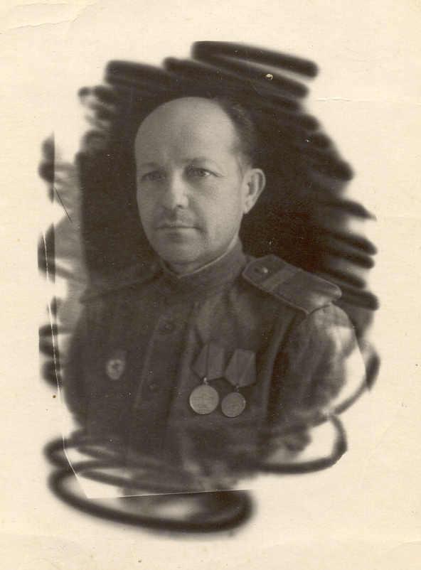 Папа 1944