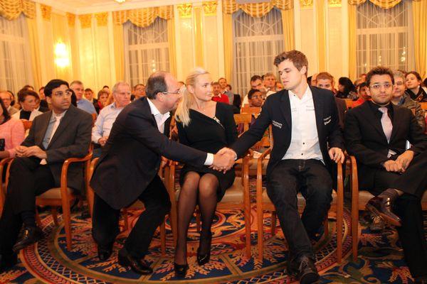 Карлсен и Скворцов