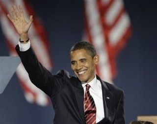 President-Elect barack Hussein Obama