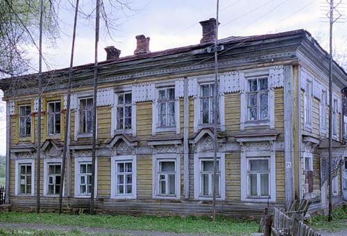 Юрьев-Польский район (Лучки), Д3