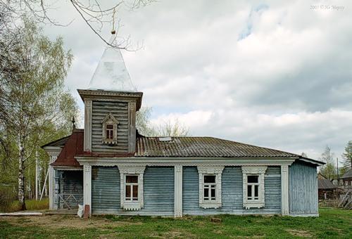Юрьев-Польский район (Лучки), Д8, церковь