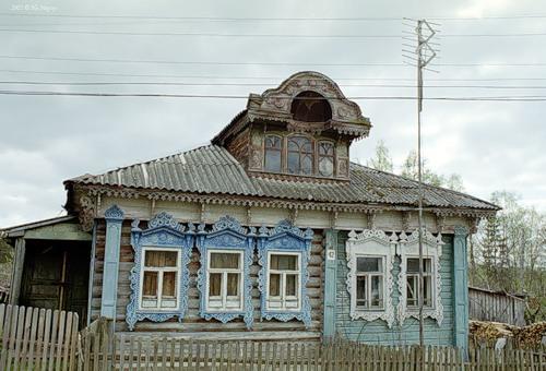 Юрьев-Польский район (Лучки), Д1
