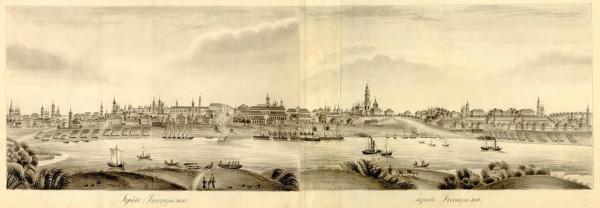 Костромская губерния в 1855 году. Часть 1. Кострома.