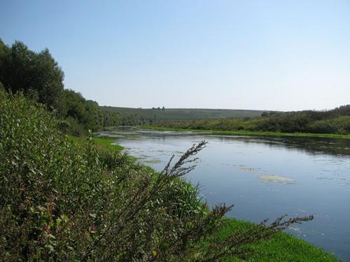 Рыбалка в плавский район тульской области