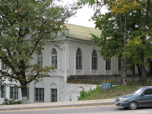 Рославль, краеведческий музей