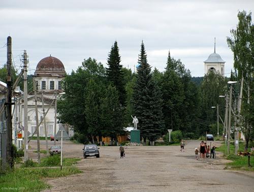 Парфеньево, ул. Ленина