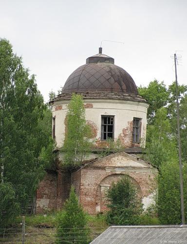 Парфеньево, церковь Рождества Христова (1842 или 1848)