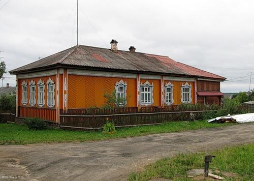 Парфеньево