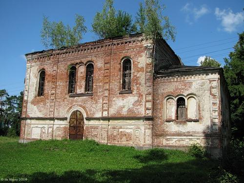 Хутор Новоалександровский, церковь Александра Невского (1861)
