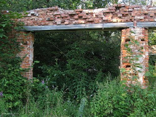 Новоалександровский, бывшая усадьба Нарышкиных