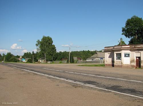 Новоалександровский, Варшавское шоссе