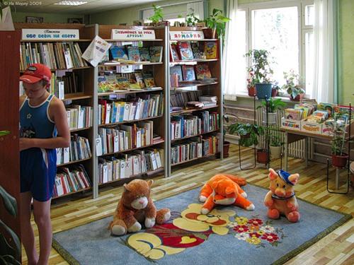 Новоалександровский ДК, библиотека