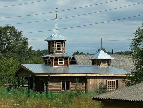 Лесное, Д2, церковь Троицы Живоначальной