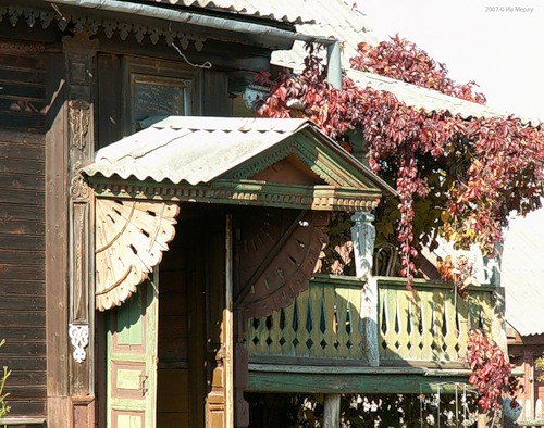 Дом в Стрелке
