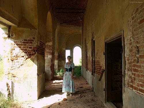 Галерея. Троицкая церковь в с. Кой (2006)