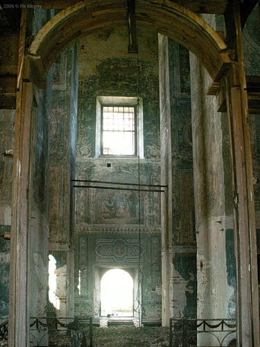 Интерьеры. Троицкая церковь в с. Кой (2006)