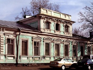 Особняк И. А. Миндовского (Большая Ордынка, 43)
